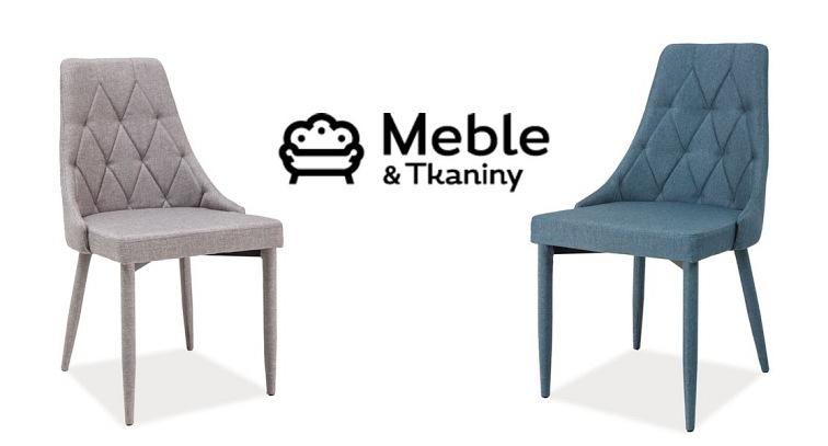 Krzesło Trix Szary
